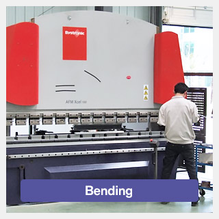 Metal Sheet Bending