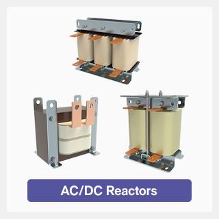 AC/DC Reactors