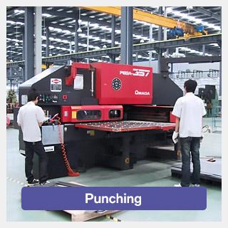 Metal Sheet Punching