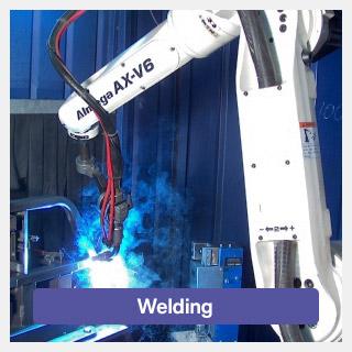 Metal Sheet Welding