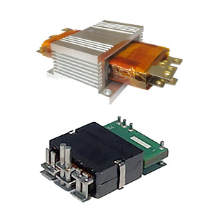 High Frequency and Planar Transformers
