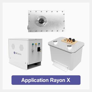 Application Rayon X