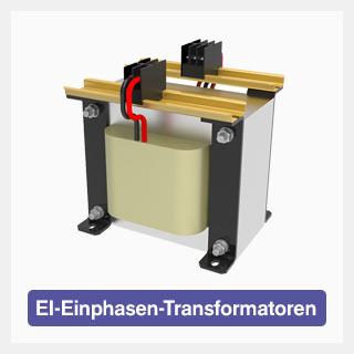EI-Einphasen-Transformatoren