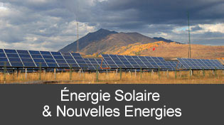 Énergie Solaire & Nouvelles Energies