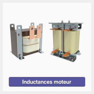 Inductances moteur