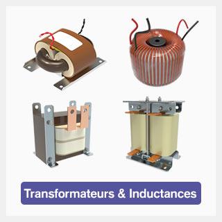 Transformateurs & Inductances