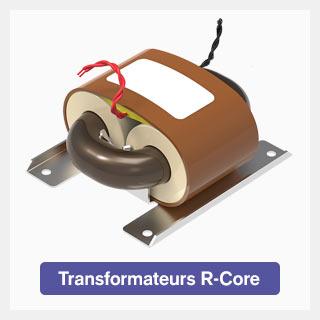 Transformateurs R-core